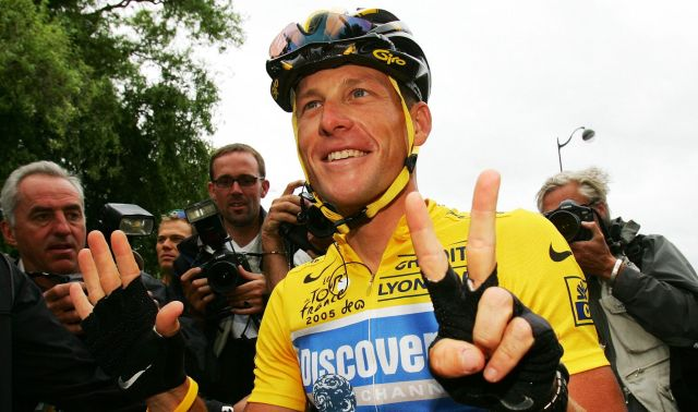 lance armstrong victory